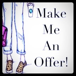 Other - Make me an offer - I might just accept it!
